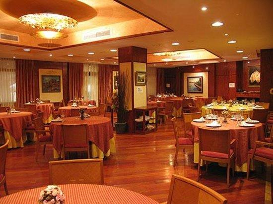 Hotel Montermoso: vista parcial