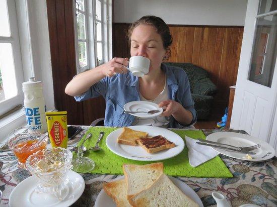 The Trevene Hotel: Tea-on-Tap!