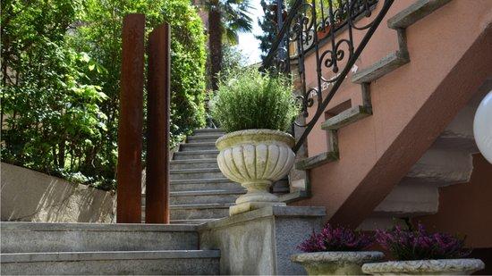 Albergo Stella Hotel: Eingang