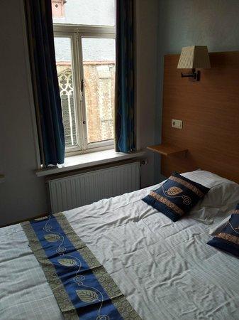 Hotel Asiris: Una vista della stanza