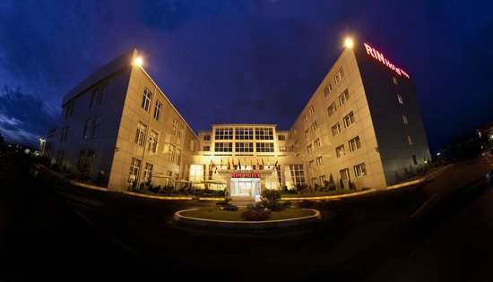 Rin Airport Hotel: Exterior RIN Airport