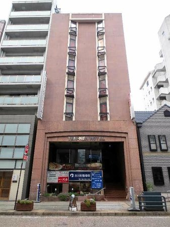 Hotel Ark Inn Tennen : 1 ホテル外観