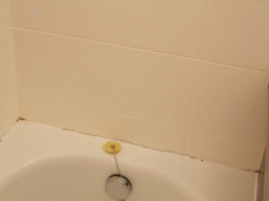 UNA Golf Hotel Cavaglià: bañera