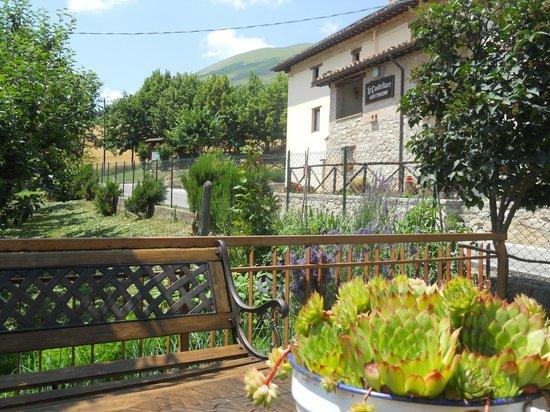 Agriturismo Le Castellare: garden