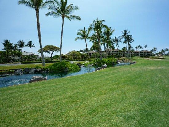 Waikoloa Kings' Course: ゴルフコース