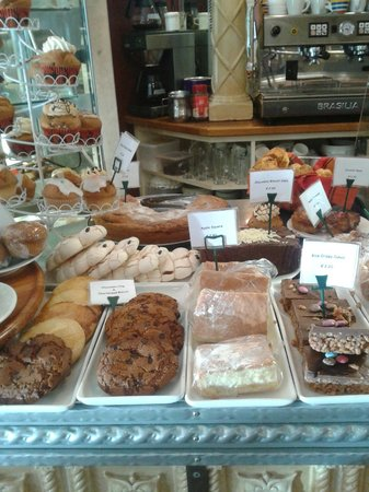 Next Door Cafe: Selection of House Baked Produce
