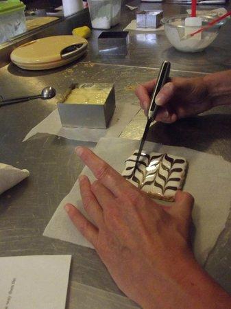 Le Gargantua : Making Mille Feuille