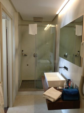 Hotel Silvio: Suite Bathroom