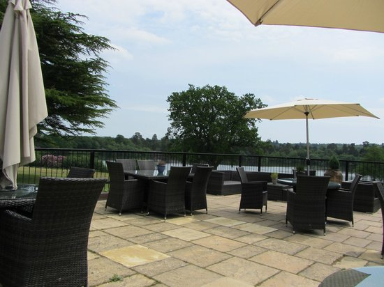 Lounge area picture of champneys forest mere liphook Godalming swimming pool opening times