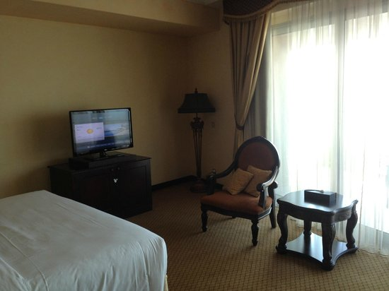 Hilton Beirut Habtoor Grand: Zimmer