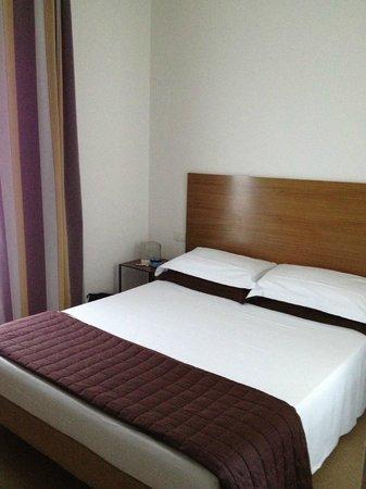 Hotel Trieste: letto