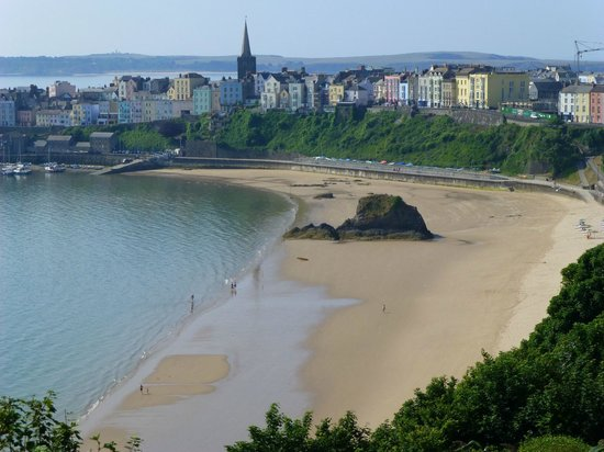 The Park Hotel Tenby: North Beach Tenby