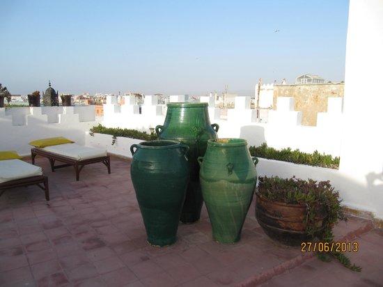 Les Terrasses d'Essaouira: la terrasse
