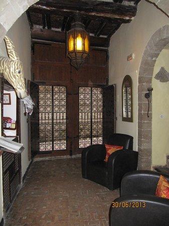 Les Terrasses d'Essaouira : entrée