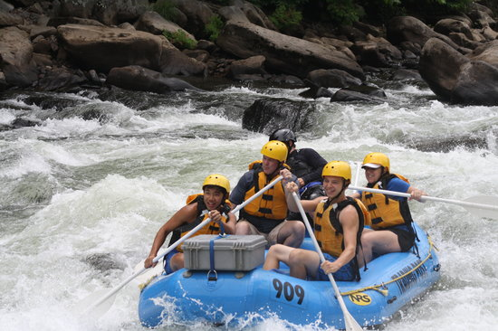Ohiopyle Trading Post: Rafting on Yough