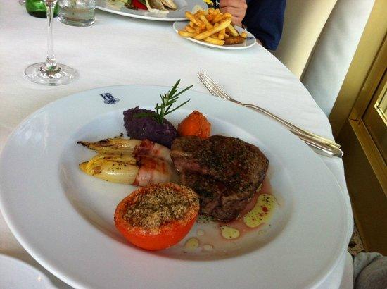 Hotel Belvedere Bellagio: Belvedere Restaurant