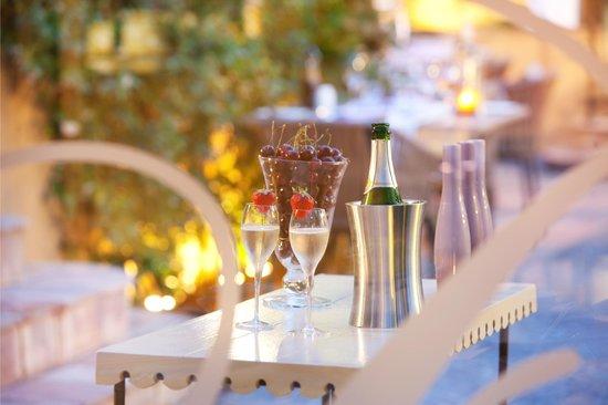 Restaurant Le Patio: Le Patio