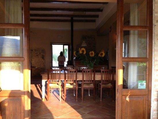 Ristorante Calagrana : Interior