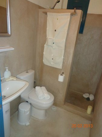 Maistrali Studios : Bathrooms