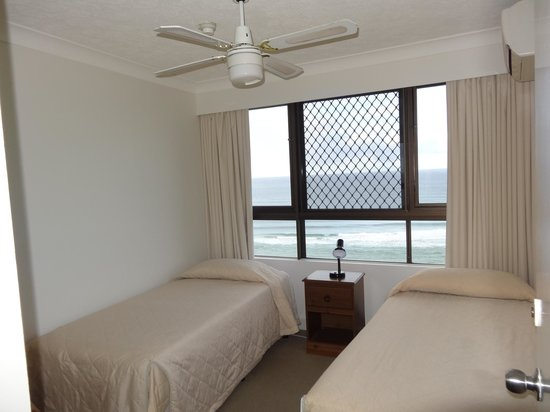 Princess Palm On The Beach Apartments Gold Coast: 2nd room