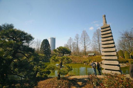 Freizeitpark Rheinaue : Japanese garden