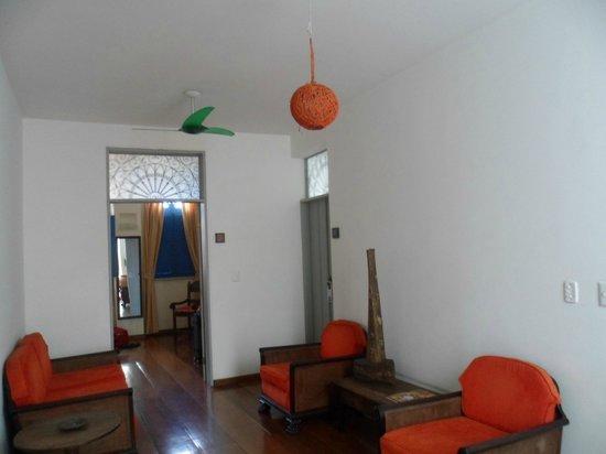 Hotel Villa Santo Antonio: Eingangsbereich zu Zimmer 9