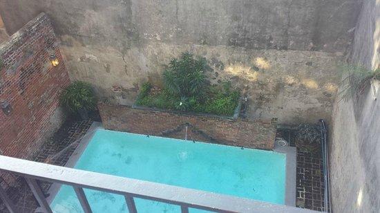 Hotel St. Helene: Room 306 view