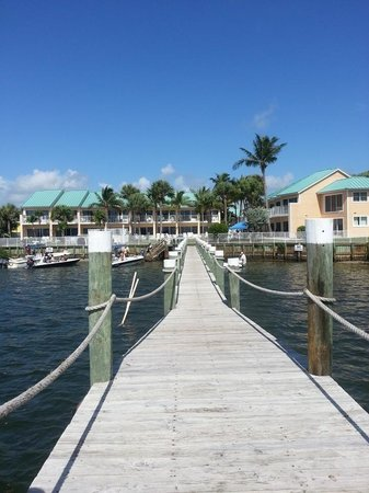 Pier at Jupiter waterfront inn