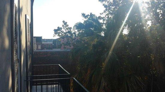 Hotel St. Helene: Rm 306 morning view