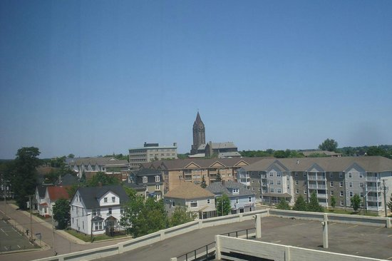 Crowne Plaza Moncton Downtown: View from the 4th Floor