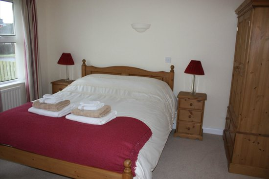 The Whins: Double room with ensuite