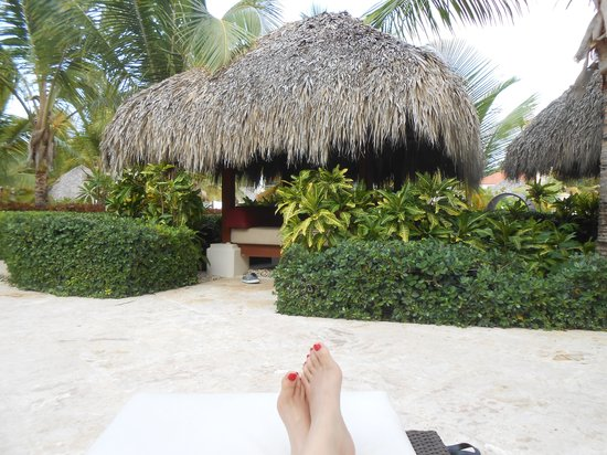 The Reserve at Paradisus Palma Real: Relax....