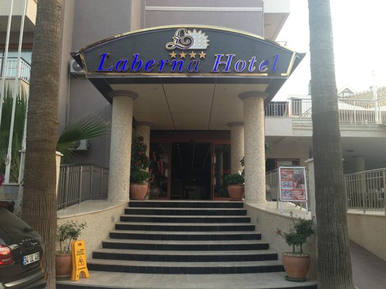 Laberna Hotel: reception