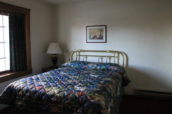 Sequim West Inn & RV Park: 2. Schlafzimmer