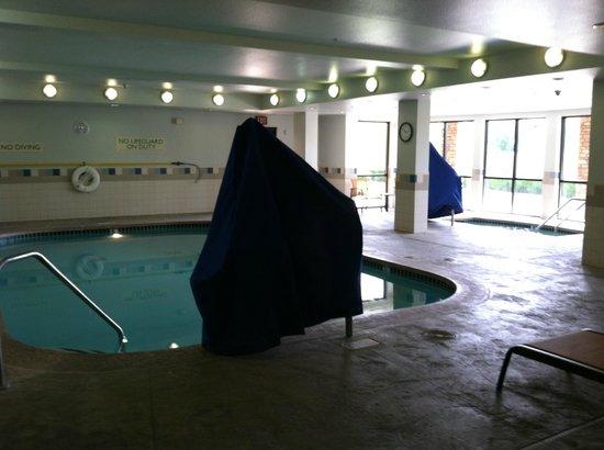 Courtyard Ontario Rancho Cucamonga: Indoor Pool and Hot Tub