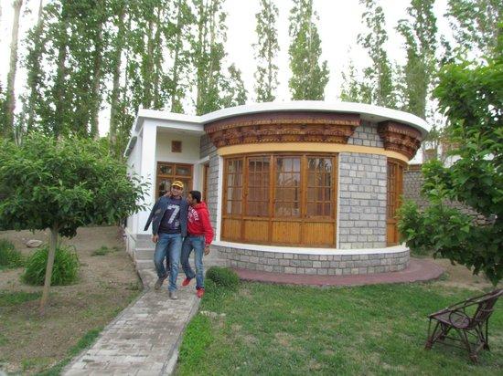 Royal Heritage Resort: the cottage