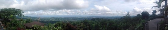 Penampang, Malaysia: The West view