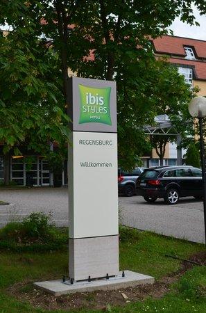 ibis Styles Regensburg: ibis STYLES