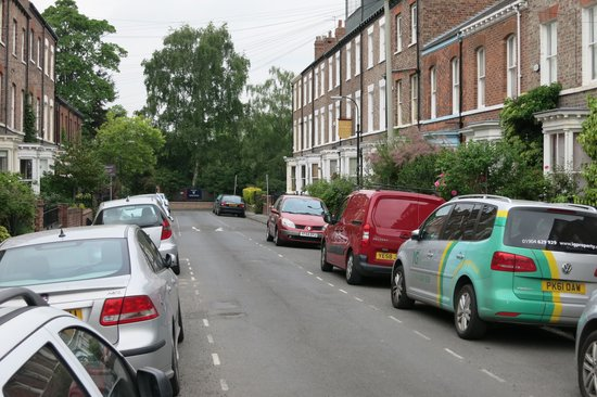 The Hazelwood : On a Quiet Street