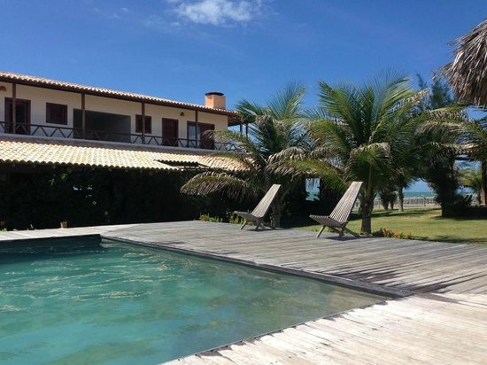 Hotel Vila Selvagem: piscina