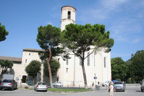 Chiesa di San Francesco: abside