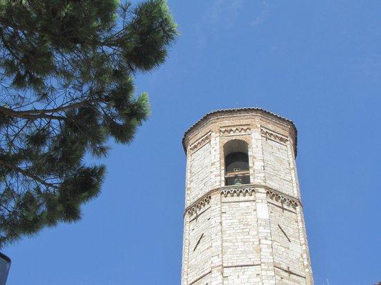 San Francesco Gubbio: campanile