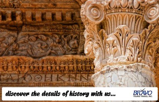 Bravo Tours-  Daily Tours: Ephesus, Turkey