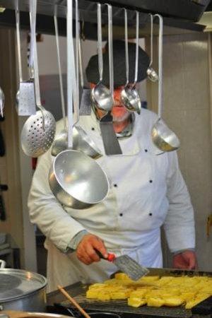 Formaggio Germano : il cuoco
