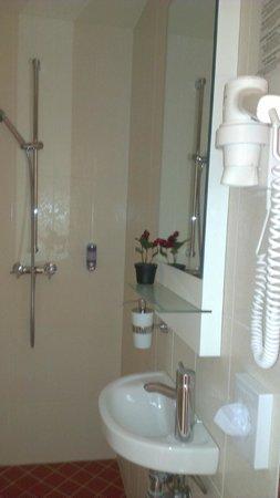 Meriton Old Town Garden Hotel: Вид ванной