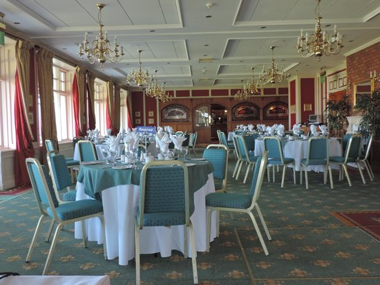 Mount Murray Hotel & Country Club : The Murray Restaurant