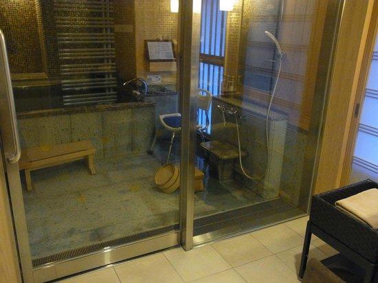 Kasuien Minami: 部屋の温泉