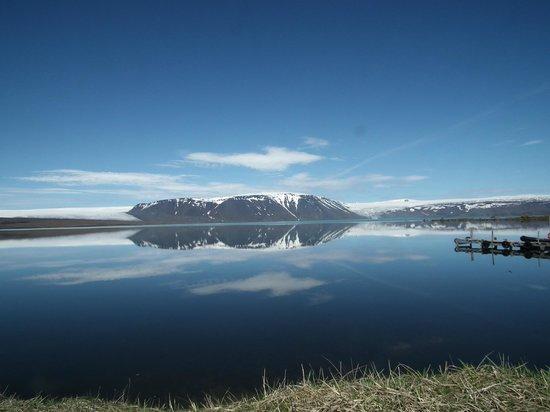 Extreme Iceland: Gletschersee