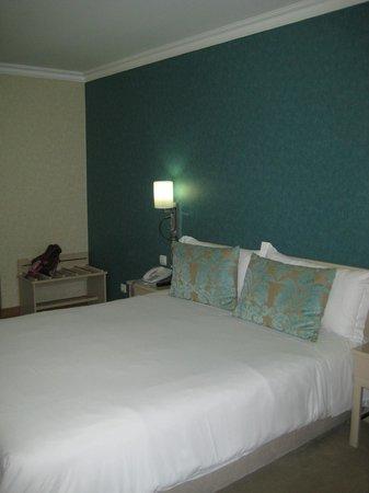 Hotel Olissippo Marques de Sa : Modern decorations
