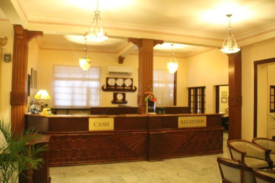 Protea Hotel by Marriott Dar es Salaam Courtyard : Reception